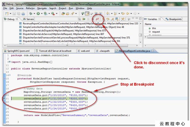 轉]Remote Debugging with Eclipse + WebSphere 7 - IT閱讀