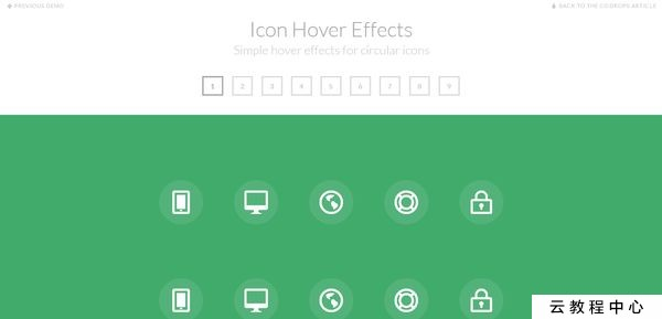 Useful CSS3 Hover Effects Tutorials 2014 - IT閱讀