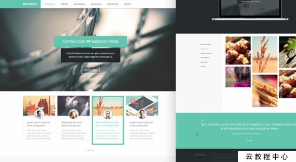 Best Html5 Css3 Template Designs Of The Week 5 May 11 May Script