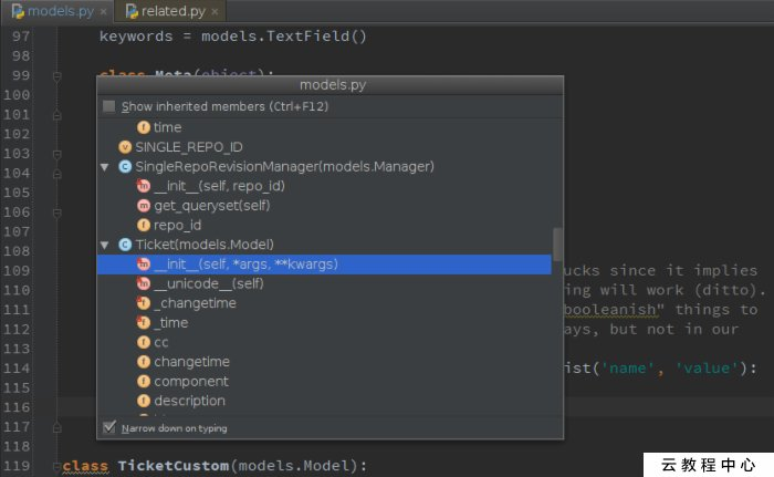 PyCharm: Feature Spotlight: Navigating Python Code - IT閱讀
