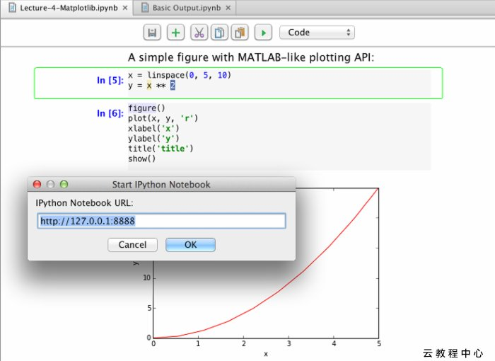 PyCharm: Feature Spotlight: IPython Notebook inside an IDE
