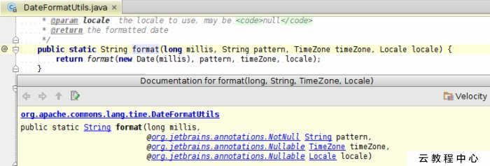 Automatic @NotNull/@Nullable/@Contract inference in IntelliJ